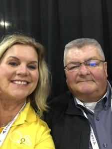 Randy and Me FabTech 2019